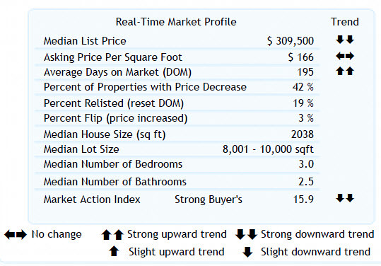 Altos Real-Time Market Profile 97223