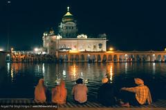 Gurudwara Bangla Sahib (Angad) Tags: people canon religious temple religion holy 5d sikh gurudwara markii khalsa sikhi angadwashere 2470f28l canon5dmkii 5dmarkii 5dmkii