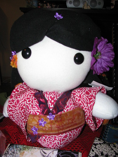 Geisha Doll From Spooky Pooky