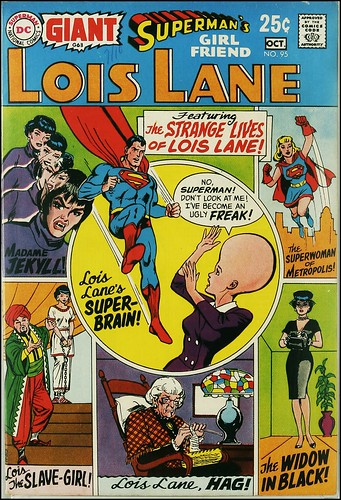 Superman's Girl Friend Lois Lane #95