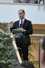 Warren East, CEO