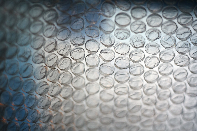 Day 109 - Who doesn't love bubble wrap?