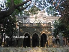 Allbless Obstetric Hospital - Bombay - 1891 (DBHKer) Tags: india building heritage architecture gothic colonial bombay maharashtra mumbai raj gothicrevival britishindia
