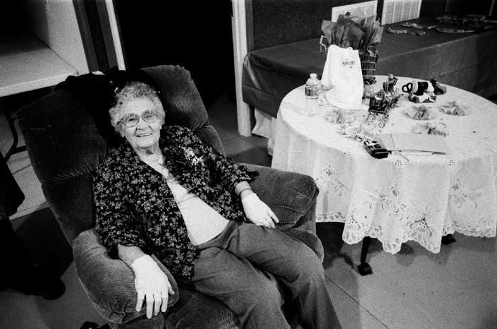 Image of Grandma Barb's 90th