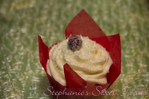 Cranberry Orange Cupcakes 3