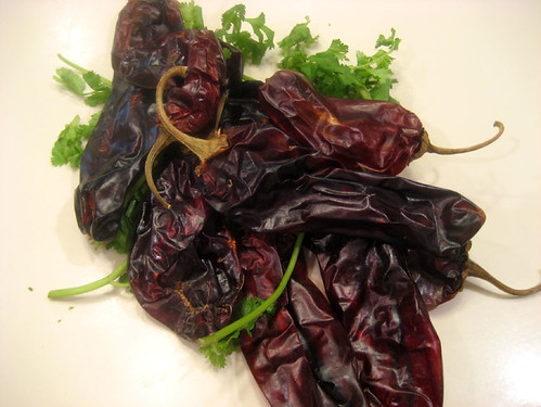 dried red chiles