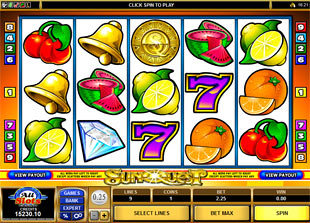 SunQuest slot game online review