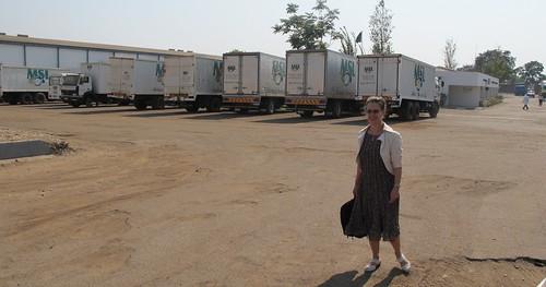 Jane   MSL Compound   Lusaka   12 October 2010