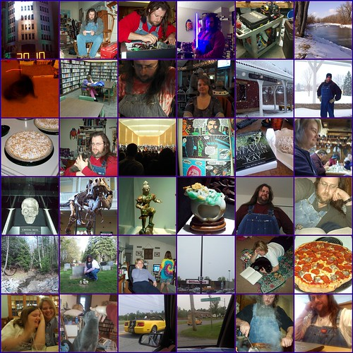 The 2010 photo montage, part one!