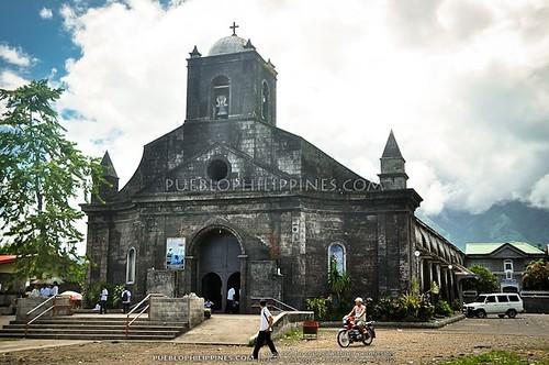 Santo Domingo (Albay) Philippines  City pictures : Albay Churches Tour: Tiwi, Tabaco, and Santo Domingo Church en route ...