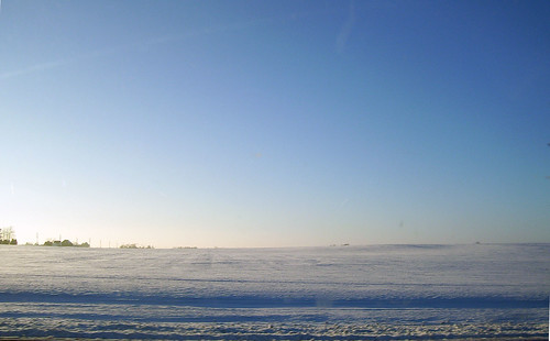 vast emptiness that is Illinois
