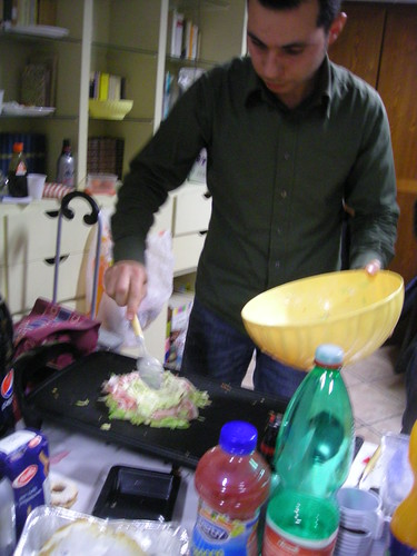 okonomiyaki pan