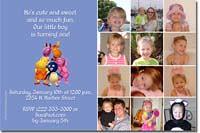 backyardigans Birthday Invitations ANY COLOR SCHEME (uprintinvitations) Tags: birthday invitations backyardigans