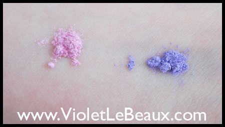 BYS Shimmer Dust Review