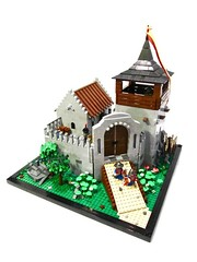 Duke Wellingtons Southern Stronghold (vdubguy67') Tags: castle classic army king lego fort space contest lion battle queen knight colossal siege moc afol
