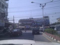ตลาดท่าเรือ กาญจนบุรี