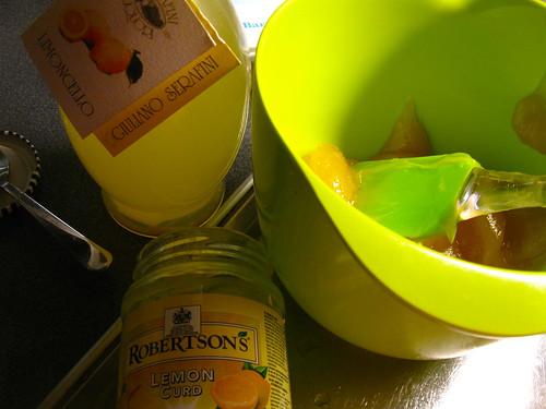 Singlish Swenglish Nigella's Lemon Fool