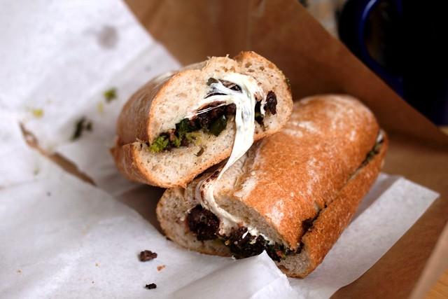 City Sandwich Nuno sandwich