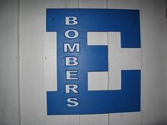 Go Bombers! (birchloki) Tags: ohio rural smalltown bombers edon dairytreat edonohio edonbombers