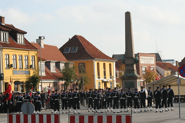 Flådens tambourkorps