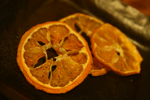 Dried Jeju Oranges
