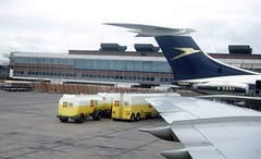 BOAC VC-10s at Heathrow (Nigel Musgrove-2.5 million views-thank you!) Tags: 2 3 k gulf heathrow air august 1984 type converted february standard mk raf lhr 1965 1112 1101 boac delivered vickersvc10 garvc vc10s za144