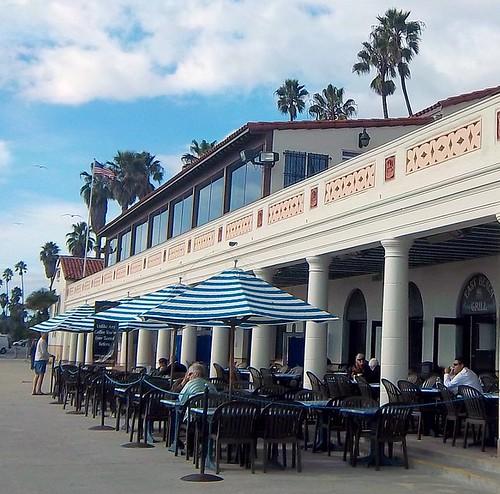 Cabrillo Bath House And East Beach Grill