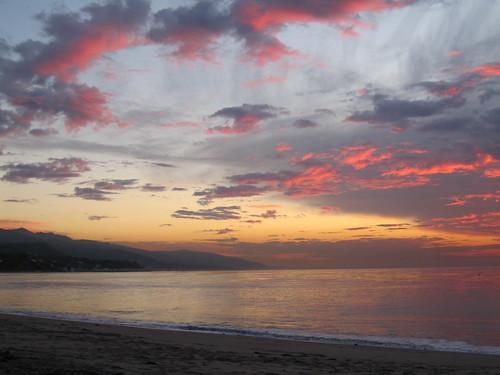 oh the sunrise