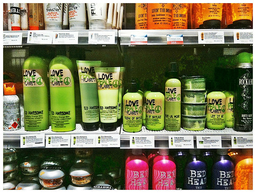 love peace planet organic haircare, anyone knows if it's good?