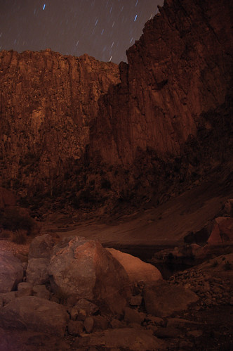 The Narrows at Night