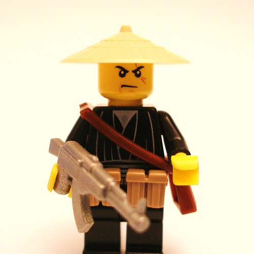 Vietcong Soldier custom minifig