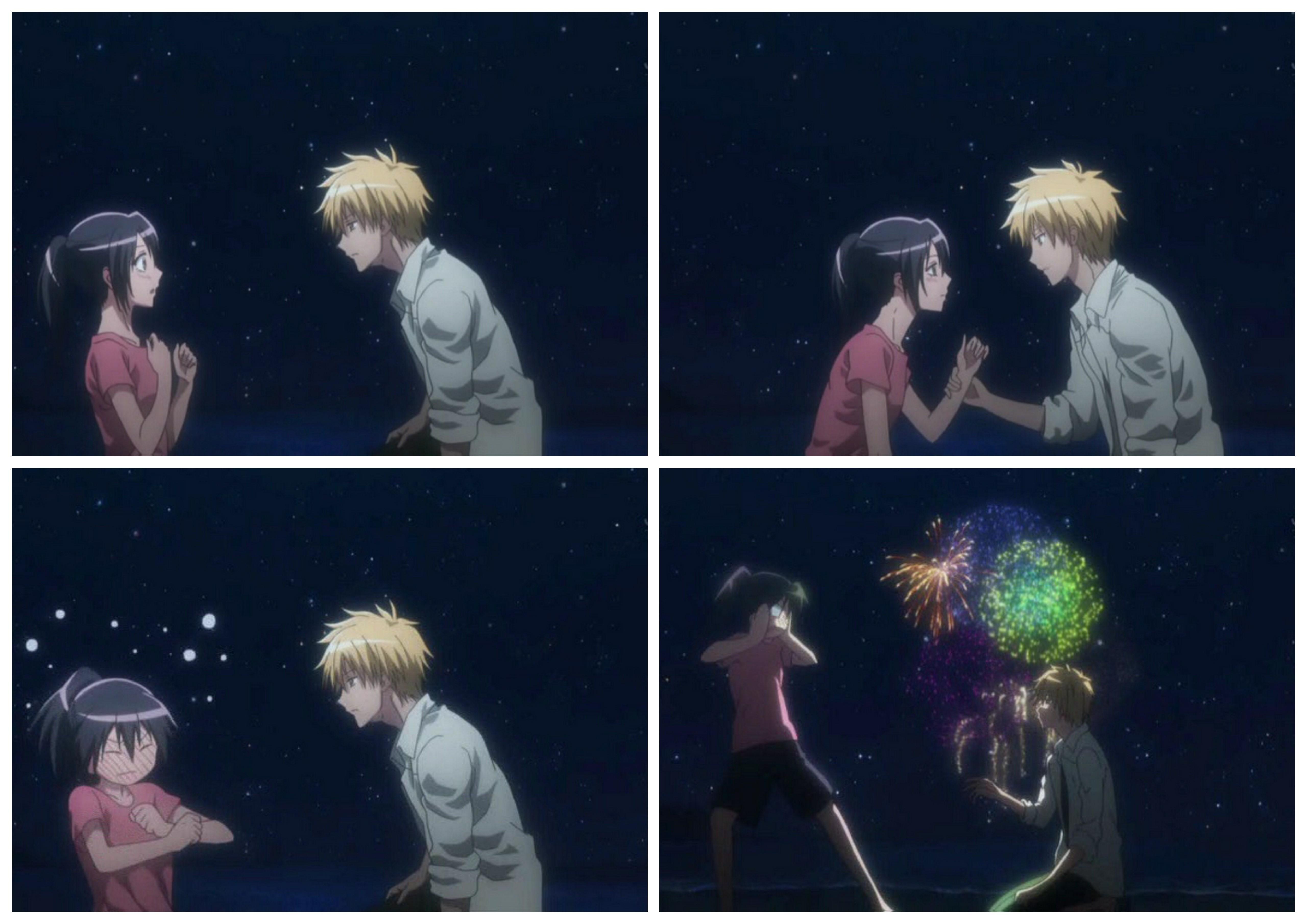 Ayuzawa-Awkward