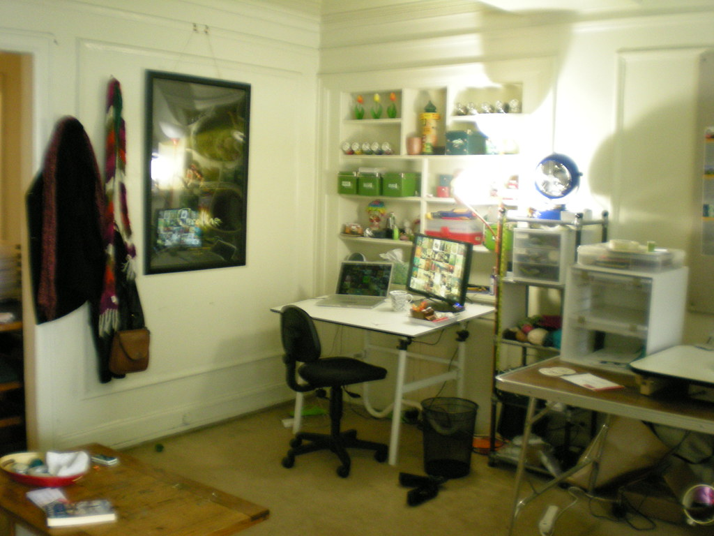2010-11 Dorm - Workspace