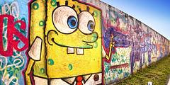 Sponge Bob Graffiti