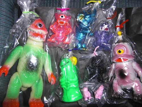 Gargamel 2011 Lucky Bags