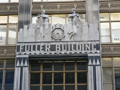 Fuller Building, New York
