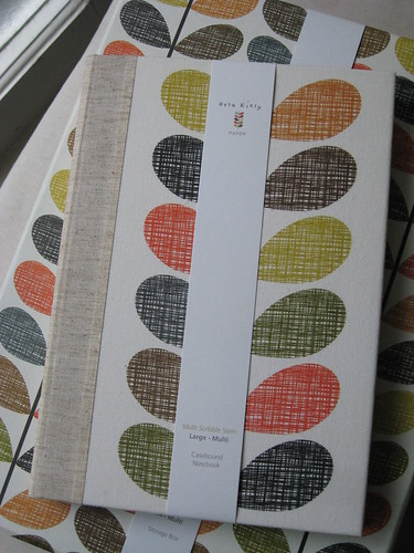Orla Kiely book & box