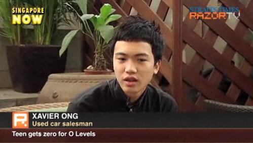 GPGT]Xavier Ong's New Job - www.