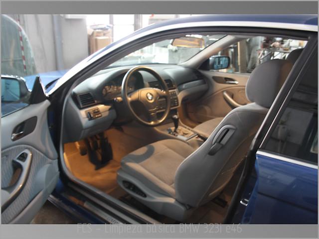 BMW 323i e46-51