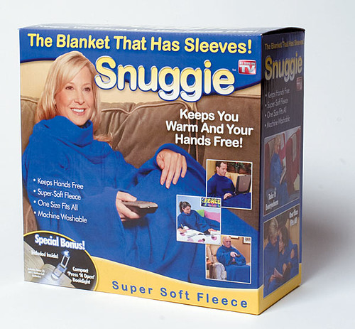 Snuggie-Blue