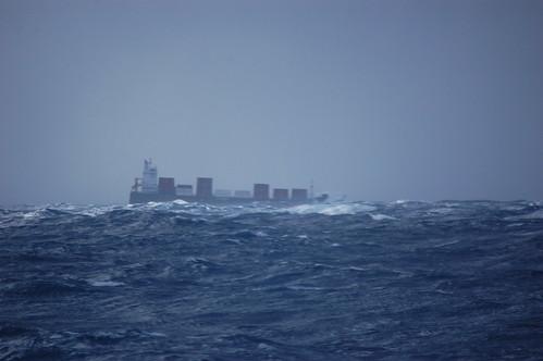 Rough Seas!