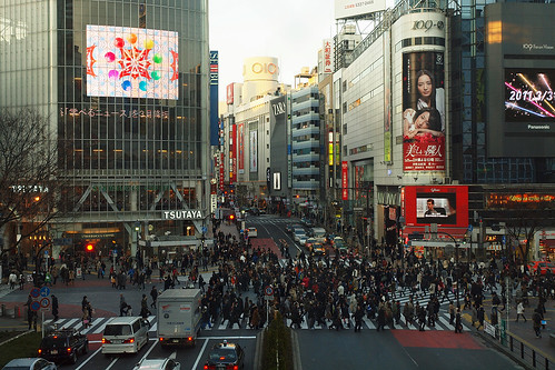 渋谷 Sibuya