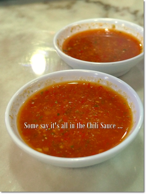 Hainan Chili Sauce