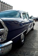 Side (Burntalex) Tags: old alex car nikon havana cuba brule
