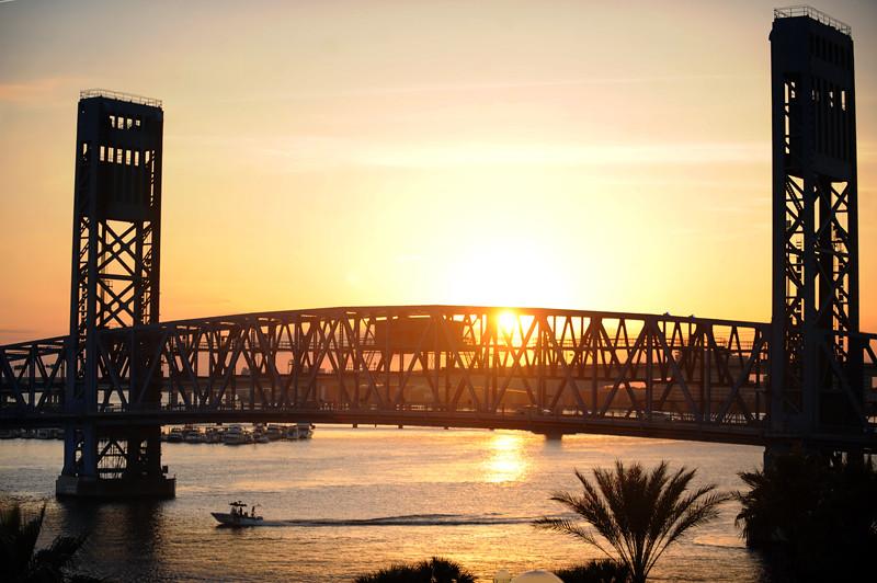 Jacksonville Sunsetb