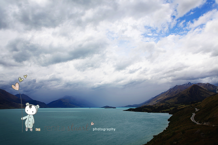 Queenstown to Glenorchy, New Zealand