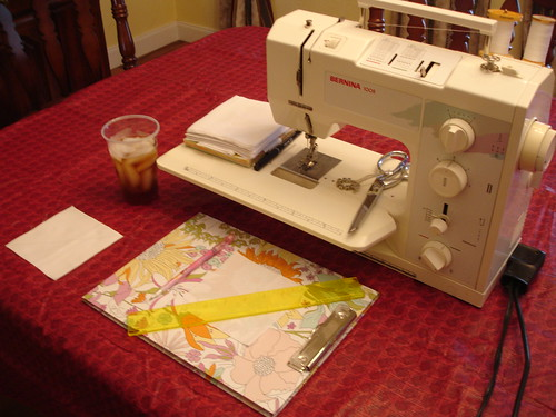 HMQG January Mtg - Getting Ready to Sew