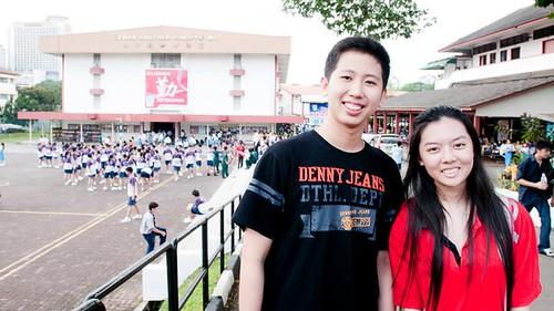 Kheng Hoe and Chee Li Kee
