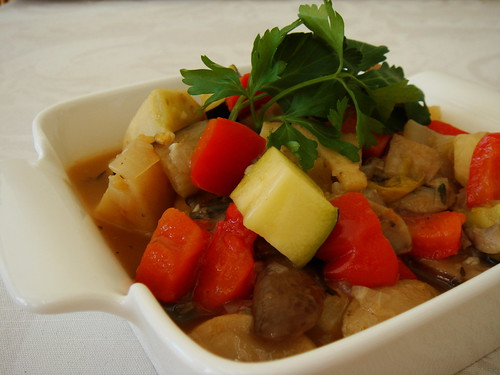 Hearty Ten Vegetable Stew