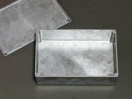 Aluminum casting case